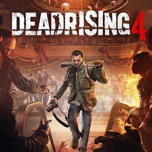 Dead Rising 4 Português -pc-dvd- (midia Fisica)