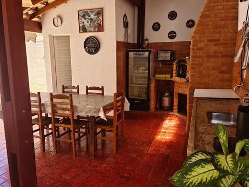 Imagem 1 de 22 de Casa À Venda, 198 M² Por R$ 785.000,00 - Jardim Alto Da Barra - Campinas/sp - Ca14733