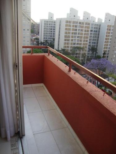 Apartamento Com 2 Dormitórios À Venda, 108 M² Por R$ 820.000,00 - Morumbi - São Paulo/sp - Ap22643