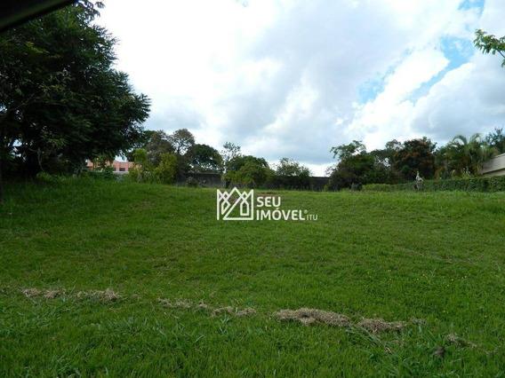 Terreno À Venda, 2275 M² Por R$ 1.500.000 - Condomínio Terras De São José - Itu/sp - Te0915