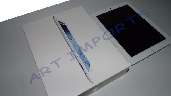 iPad 3 Apple Wi-fi + 4g Md369br
