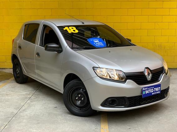 Renault Sandero Completo Sem Entrada Metro Vila Prudente