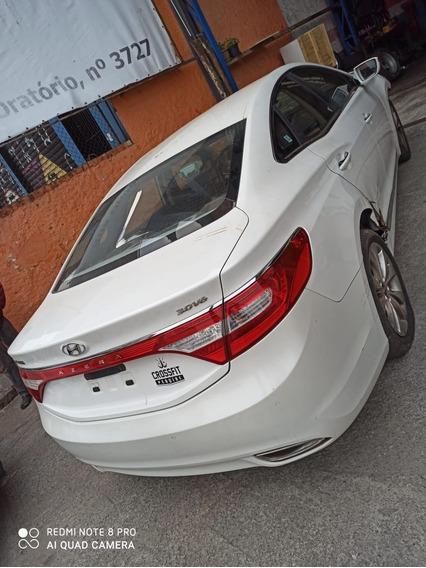 Sucata Peças Hyundai Azera 3.0 V6 2012 2013 (consulte Peças)