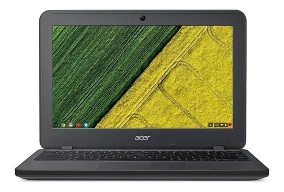 Notebook Acer N7 Intel Celeron N3060 4gb 32gb Chromebook +nf