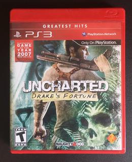 Uncharted Drake