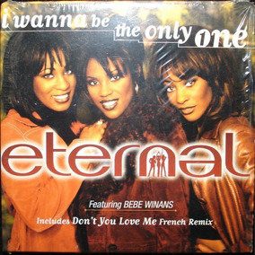 Cd Single Eternal I Wanna Be The Only One (importado)