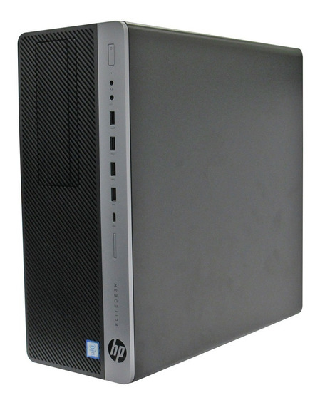 Computador Cpu Hp Elitesk Core I5 6ger 4gb 500gb - Novo