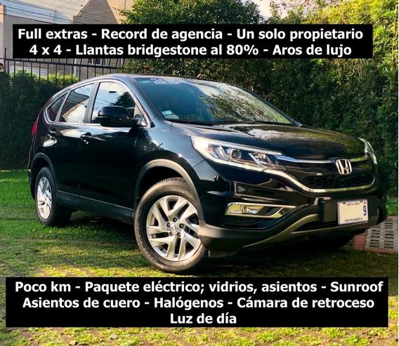 Honda Crv Exl Full Extras
