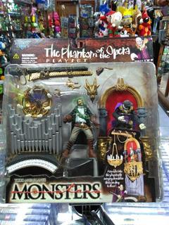 The Phanton Of The Opera Play Set - Mc Farlane Monsters