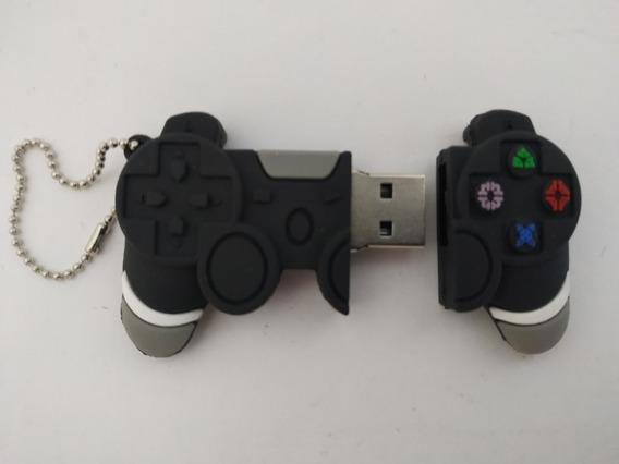 Pen Drive 32gb Temático Controle Playstation