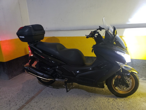 Kymco Xtown 300 Gt Special Edition, Impecable Unico Dueño