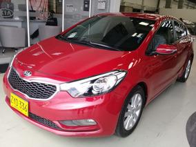 Kia Cerato Pro Rojo 2014 Mt 1.6