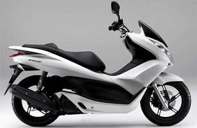 Honda Pcx150 Okm 2017 $74000 Oficial Hondalomas