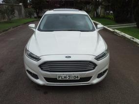 Ford Fusion 2013 Flex Top Teto Solar Multimidia Couro , Ud