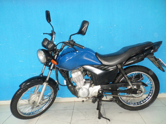 Fan 125 Cargo 2011 Moto Impecavel!!!!!