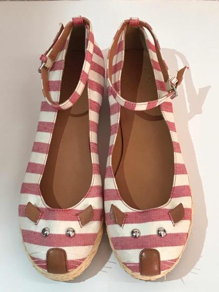 Hermosos Zapatos Espadriles Marc Jacobs Originales