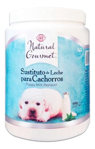 Sustituto De Leche Para Perro Natural Gourmet Cachorro 600 G