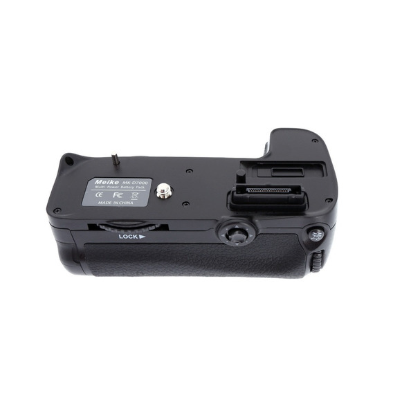 Battery Grip Meike P/nikon D7100 E D7200 Bg-2n 12x S/juros