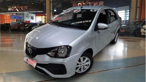 Imagem 1 de 9 de Toyota Etios 1.5 X Sedan 16v