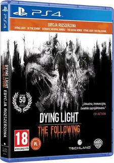 Dying Light The Following Enhanced Edition Ps4 Nuevo!