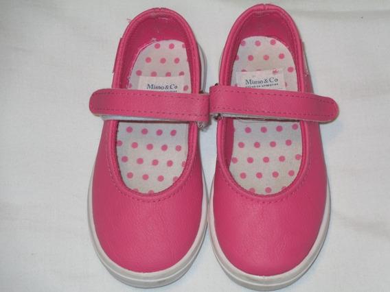 Zapatos Guillermina Mimo Co Usados Nro25 Barracas