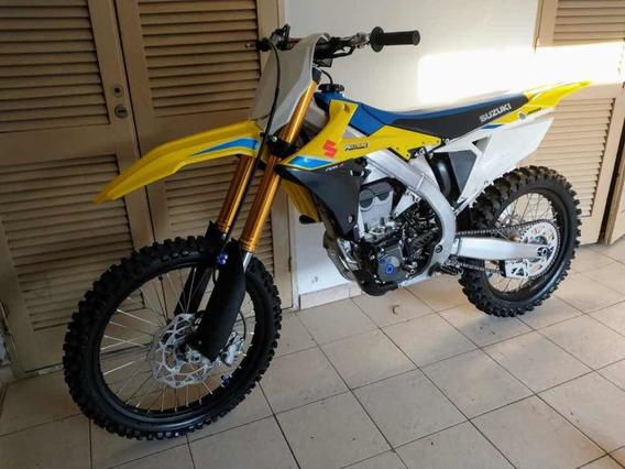 Suzuki Rm-z 450 20hs De Uso **permuto Menor Valor**