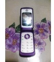 Celular Nextel I776w Color Lila Edicion Woman Flip C/ Tapita