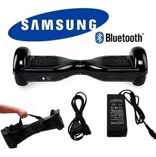 Hoverboard Smart Balance Skate Elétrico Bluetooth + Bolsa