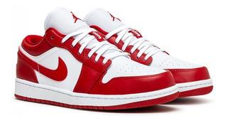 Air Jordan 1 Low Gym Red Chicago Og Mid High 4 5 6 11 12 13
