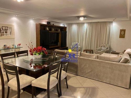 Apartamento Com 3 Dormitórios À Venda, 195 M² Por R$ 742.000,00 - Mooca - São Paulo/sp - Ap4173