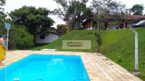 Chácara Residencial À Venda, Centro, Bragança Paulista. - Ch0096