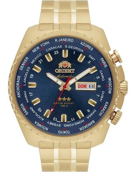 Relógio Orient Masculino Automático 469gp057 D1kx