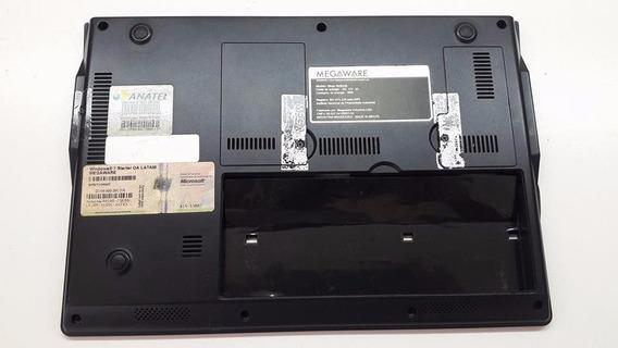 Carcaça Base Chassi Netbook Megaware