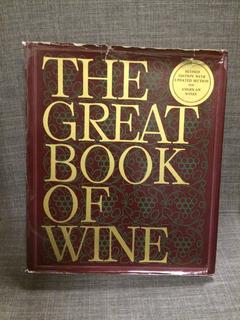 The Great Book Of Wine, Todos Los Vinos Del Mundo (lxmx)