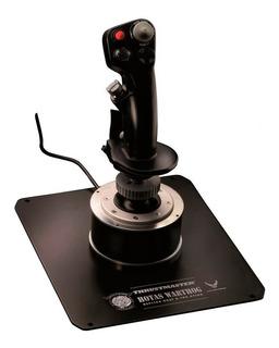 Joystick Simulador Vuelo Hotas Warthog Flight Stick Pc Gamer