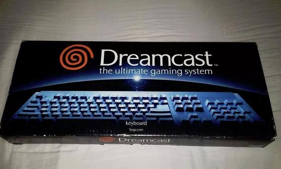 Teclado Sega Dreamcast Original Na Caixa