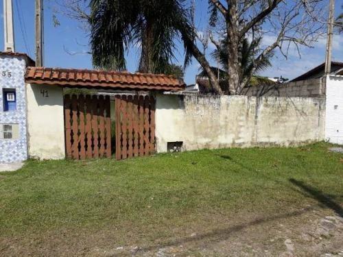 (ref: 5724) Casa - Itanhaém/sp - Gaivota