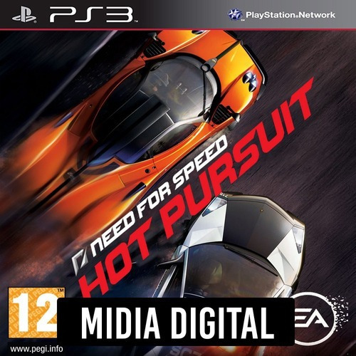 Need For Speed Hot Pursuit - Ps3 Psn*