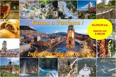 Empresa Dedicada A Realizar Tours De Viaje En Mexico