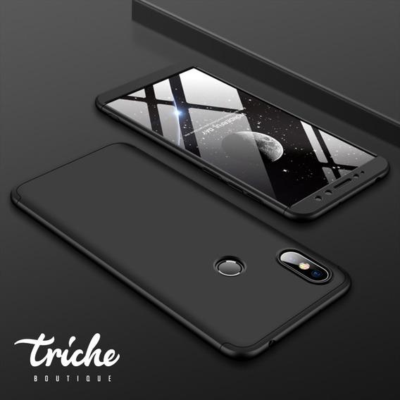 Funda 360 + Cristal Slim Colores Oficina Xiaomi Redmi S2