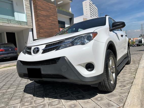Toyota Rav-4 Le 2015