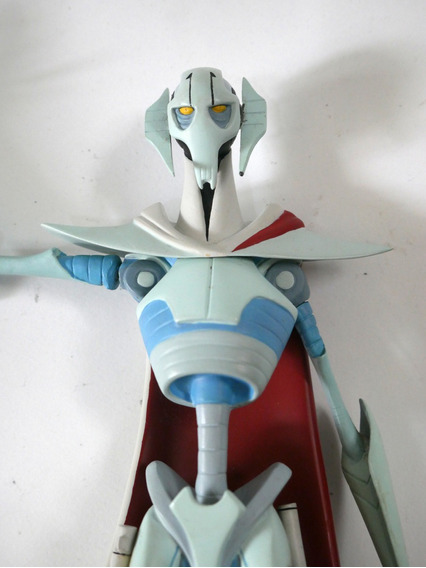 Gentle Giant Maquette Clone Wars Star Wars General Grievous