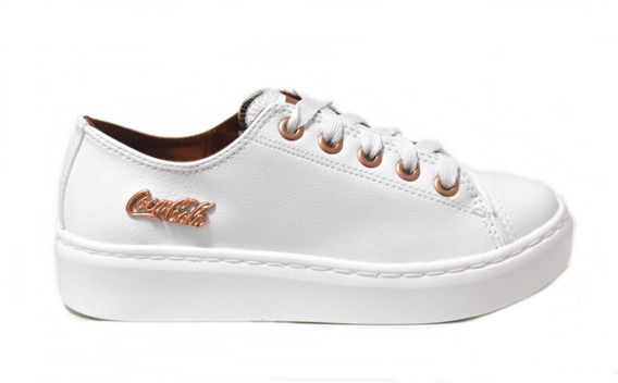 Tenis Coca Cola Basket Up Feminino Cc1539