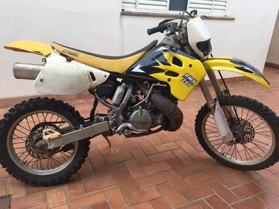 Moto Trilha Suzuki Rmx 250 2 Tempos