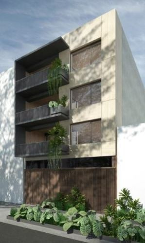 Pre-venta De Exclusivo Departamento En Planta Baja En Narvarte