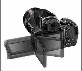 Câmera Digital Nikon Coolpix P900 Semiprofissional Full Hd