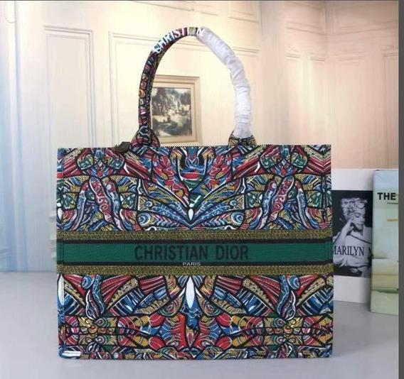 Bolsa Dior Book Tote Grande Lançamento 2019