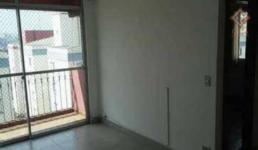 Imagem 1 de 17 de Apartamento Com 2 Dormitórios À Venda, 55 M² Por R$ 225.000,00 - Sacomã - São Paulo/sp - Ap54032