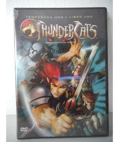Thundercats Temporada 1 Vol 1    Dvd