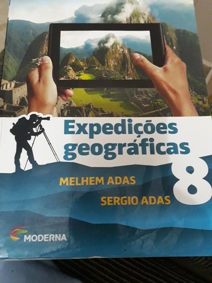 Livro Expedições Geográficas 8° Ano- 2° Edição